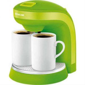 Kávovary, espressá, čajníky