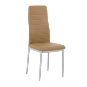 Jedálenská stolička Coleta nova (karamelová)